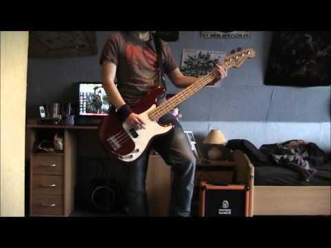 Bass Cover: Vogelfrei - Die Toten Hosen