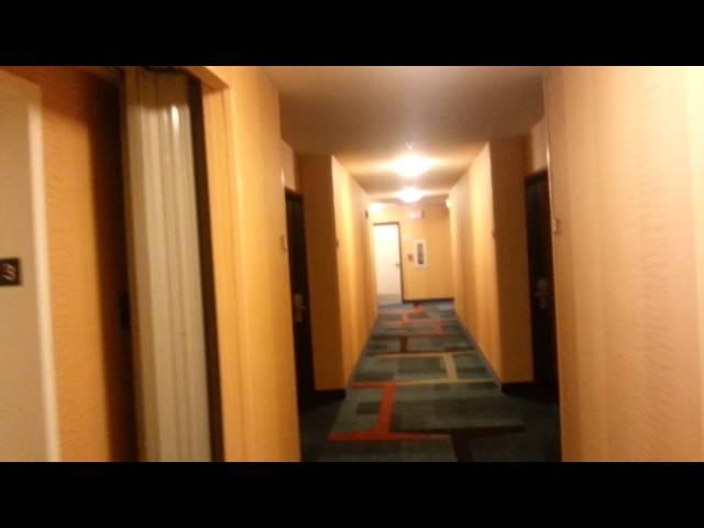 Otis Hydraulic Elevator @ The Fairfield Inn Marriott Santa Clarita, CA