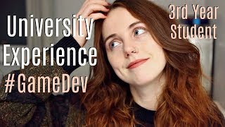 Game Dev University Experience | Final Year Q&A