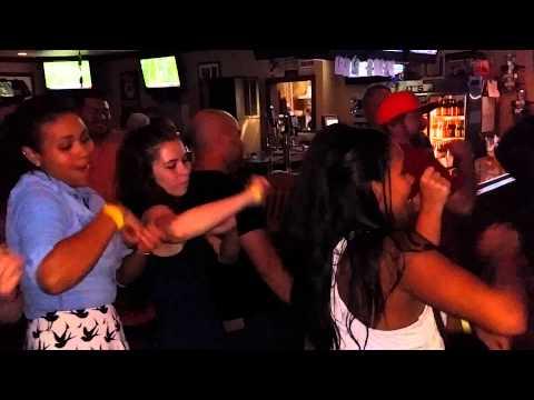 JTs Karaoke Night 11 16   Wobble