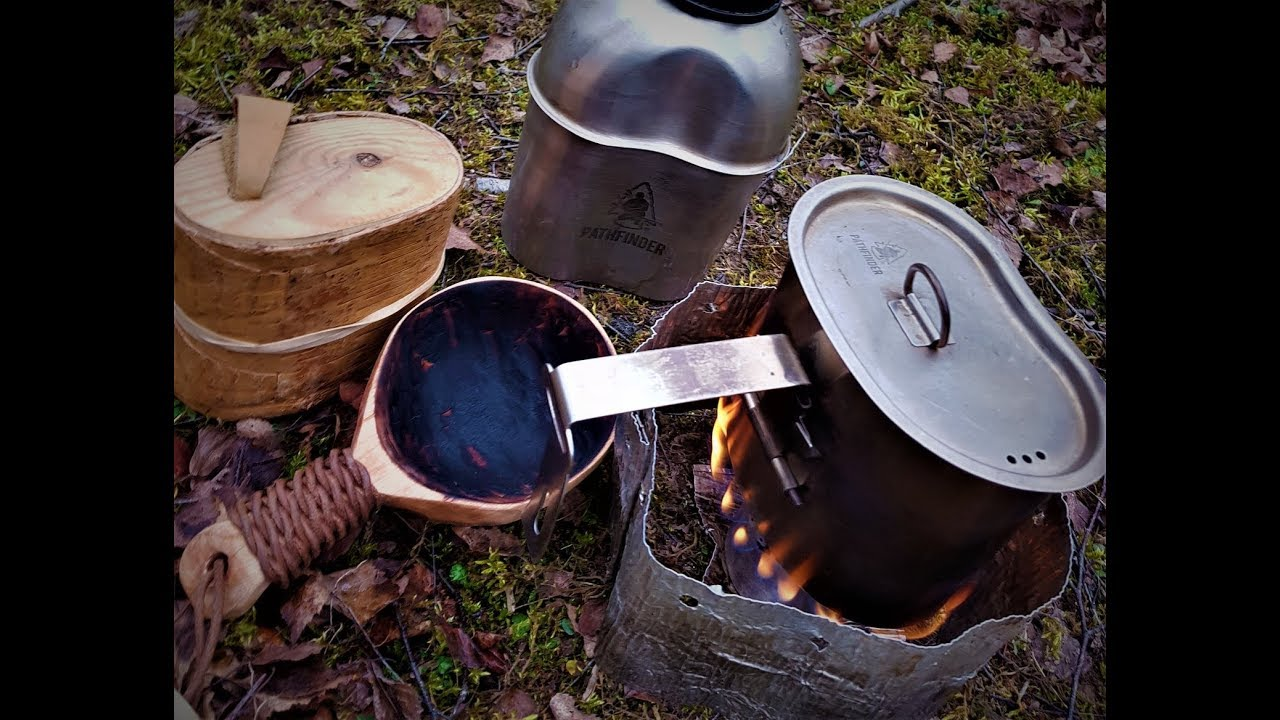 how to make a white box stove