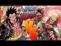 The Battle of Dressrosa, Luffy Vs Doflamingo | One Piece: Burning Blood