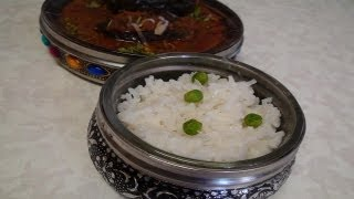 Coconut Rice Recipe - Gourmet Cooking By Bhavna