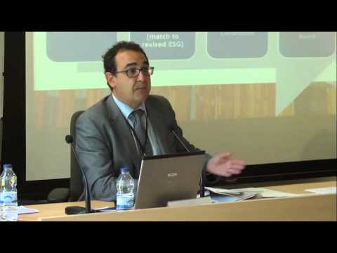 Session 3.3: New ESG 2.7: pleading against agencies: complaints and appeals, Antonio Serrano