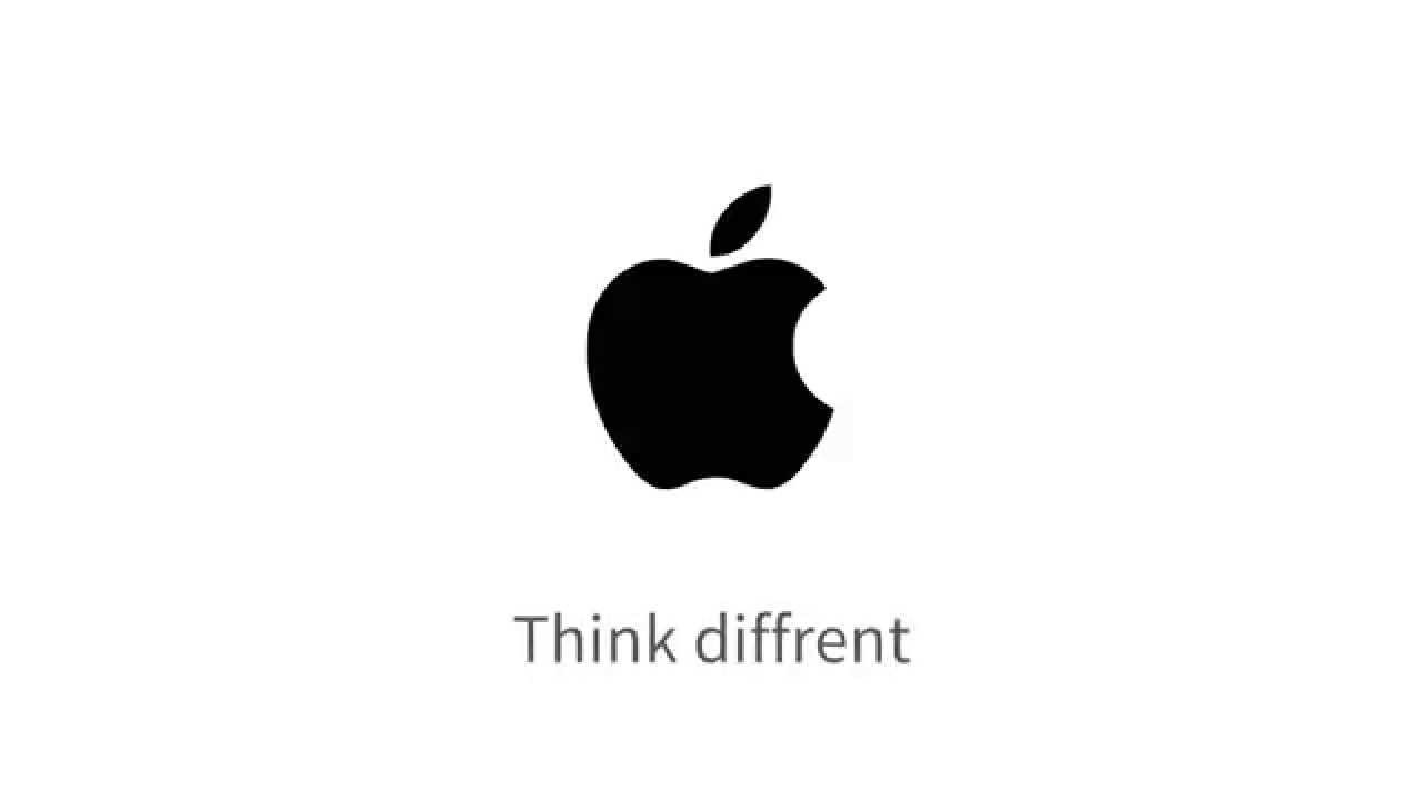 Fan-made Apple advert (Think different) (By motion 5