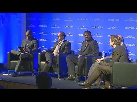 Panel 2: Global Cities Detroit Economic Conference