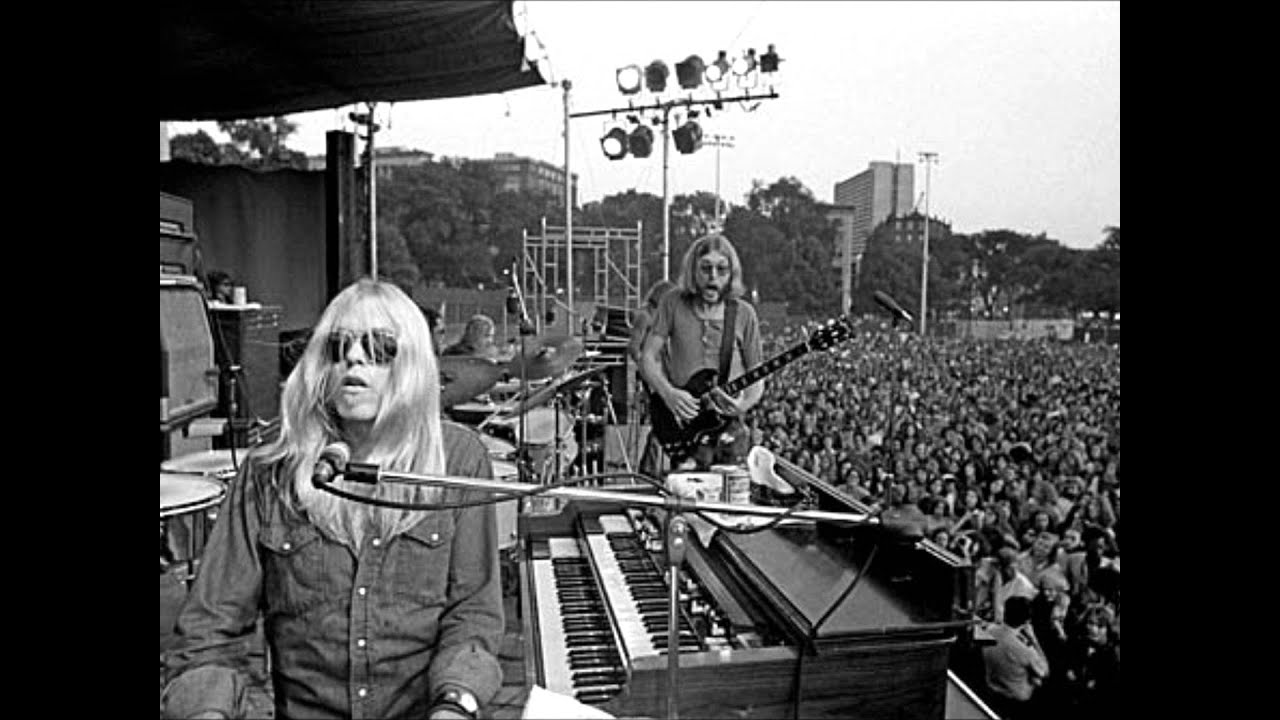The Allman Brothers Band - Another Fillmore East Pt. 1
