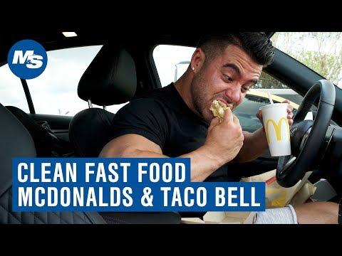 Clean Fast Food: McDonalds & Taco Bell w/ Santi Aragon