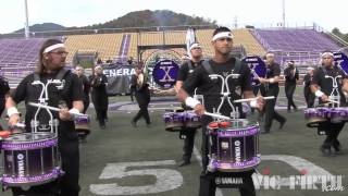 Western Carolina University Drumline 2013