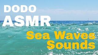 ASMR sea waves sounds 10hour black screen 검은화면 파도소리 10시간
