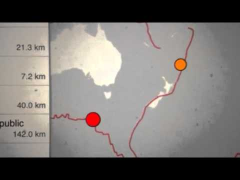 BREAKING: 6.3 Quake Hits Near Australia