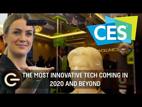 The Most INNOVATIVE tech for 2020 | The Gadget Show