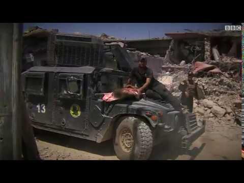 كيف تبدو الموصل مع قرب انتهاء العمليات  - نشر قبل 2 ساعة