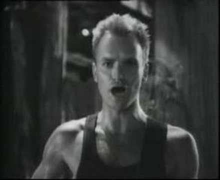 """Sting """"Fortress Around Your Heart"""""""