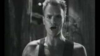 "Sting ""Fortress Around Your Heart"" Video"