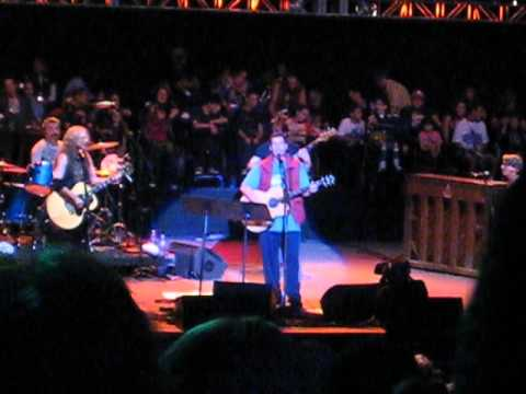 "Adam Sandler LIVE ""The Chanukah Song"" at Bridge School Benefit Concert 10/25/09"
