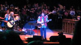 "Adam Sandler LIVE ""The Chanukah Song"" at Bridge School Benefit Concert 10/25/09"