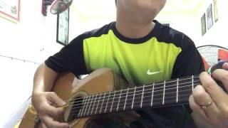 Mưa chiều kỷ niệm guitar