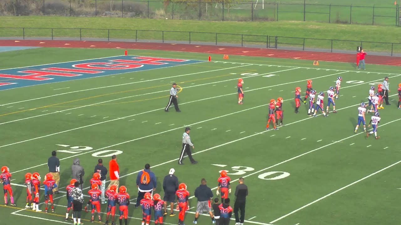 2015 pony York Bears vs Red Land Patriots playoffs