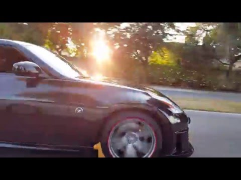 Veilside on 370z Nismo - YouTube