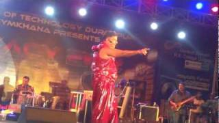 "Sukhwinder Singh live @ RECSTASY 2K12 with ""fashion ka jalwa"""