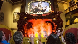 Curse of DarKastle: The Ride - Full POV Ride at Busch Gardens Williamsburg, 60fps 1080p