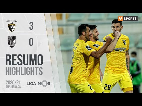 Portimonense Guimaraes Goals And Highlights