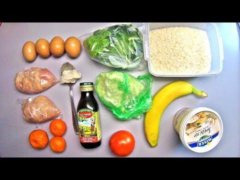 [FULL DAY OF EATING] Moja ishrana za masu? - BBTD#8