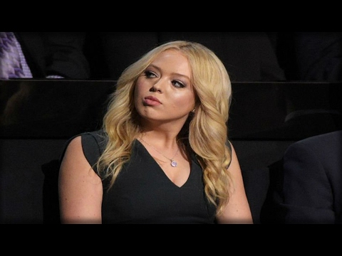 DISGUSTING! LOOK WHAT TOLERANT LIBERALS JUST DID TO TIFFANY TRUMP! THEY'D NEVER DO THIS TO OBAMA'S!!