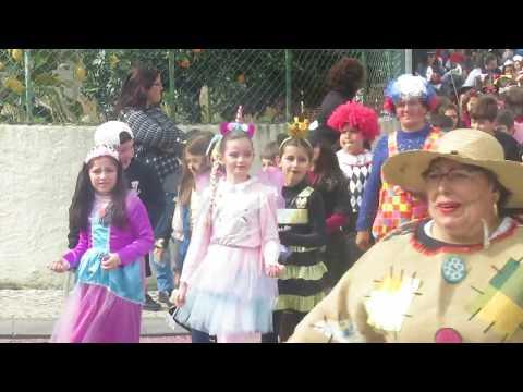 Carnaval das Escolas 2019 em Ferreira do Zêzere