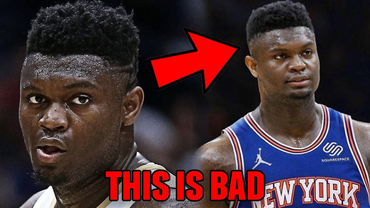 Zion Williamson's Family is Pushing Him To DEMAND A TRADE From The New Orleans Pelicans