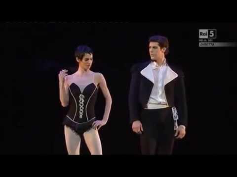 ROBERTO BOLLE and Polina Semionova ~ Carmen Pas de Deux