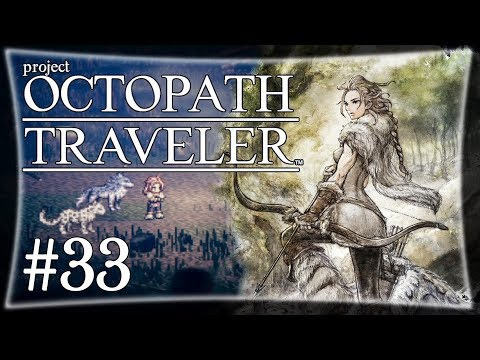 Des Meisters Schicksal ► H'aanit #33 ★ Octopath Traveler Deutsch