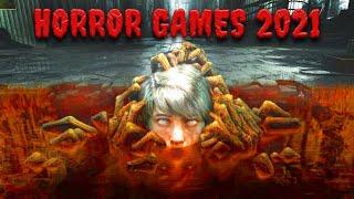 10 Best HORROR Games