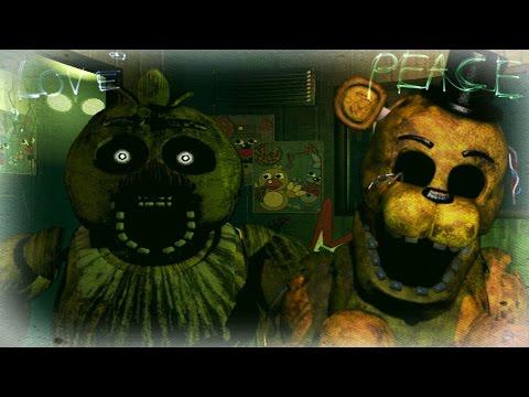 Five Nights at Freddy`s 3 | Пять ночей с Фредди 3 - Часть 2: ПЛЮШЕВАЯ АНАРХИЯ!