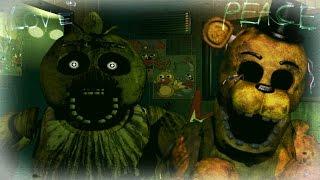 Five Nights at Freddy s 3 Пять ночей с Фредди 3 Часть 2 ПЛЮШЕВАЯ АНАРХИЯ