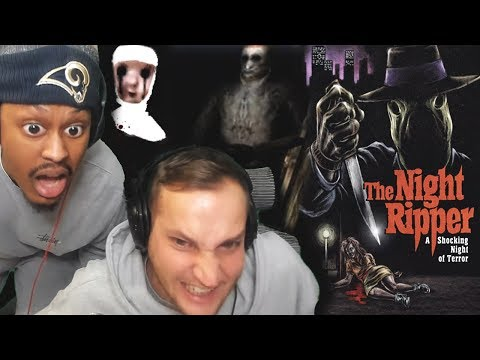 3 RANDOM HORROR GAMES WITH JOE