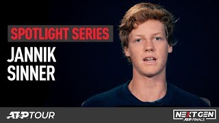 SPOTLIGHT SERIES: JANNIK SINNER | ATP
