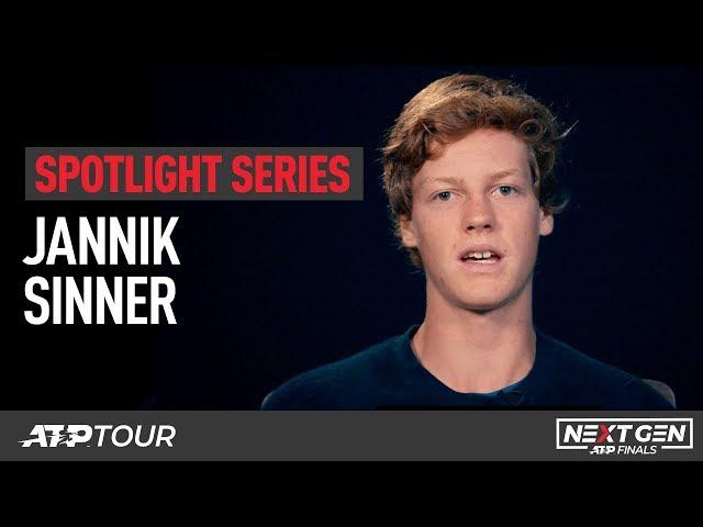 SPOTLIGHT SERIES: JANNIK SINNER | ATP