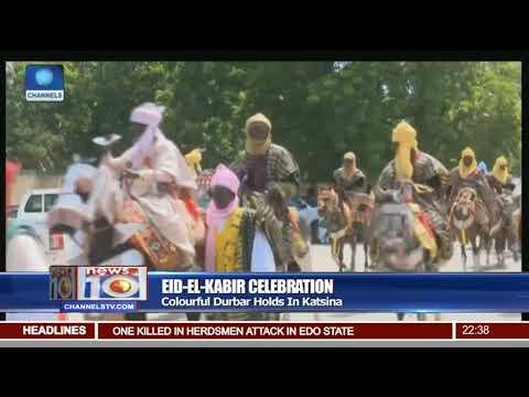 Colourful Durbar Holds In Katsina