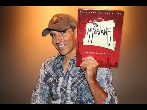 Todd McFarlane Q&A at Barnes and Noble