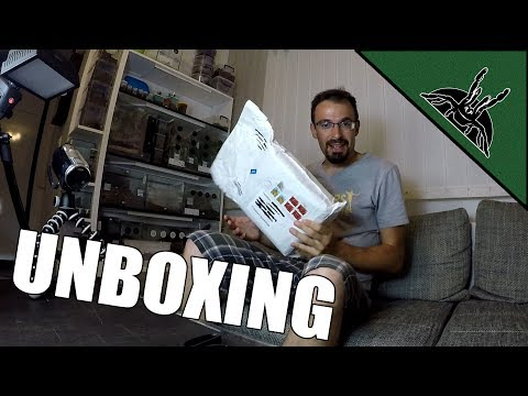NEW ANIMAL! | Unboxing
