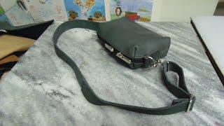 Шьём сумочку с молнией за 1 час / Making a handbag with zipper for 1 hour