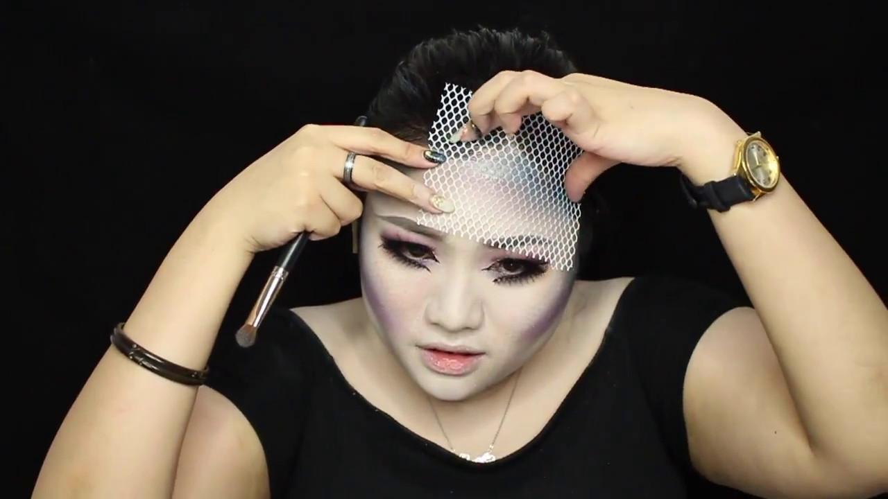 Mermaid Dark makeup exclusive photo