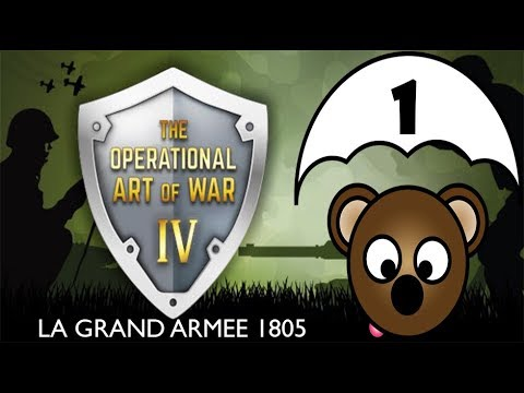 The Operational Art of War IV | La Grand Armee 1805 | Part 1