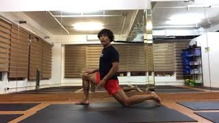 核心中的核心:臀大肌及髂腰肌 (伸展篇)