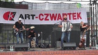 Witek Muzyk Ulicy w Ostrołęce