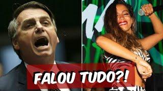 """🔥""""ANITTA NÃO É EXEMPLO: FAZENDO SHOW E O BRASIL COM MAIS DE 100 MIL M0RTES!?!"""""""
