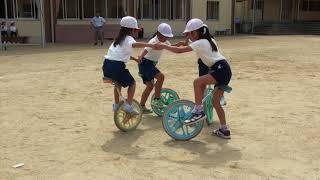 ベルマーク財団「一輪車講習会スタート」 記事はこちらhttp://www.bellm...