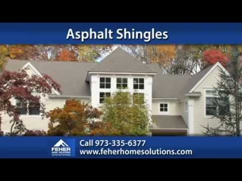 Feher Home Solutions New Jersey Roofing Youtube